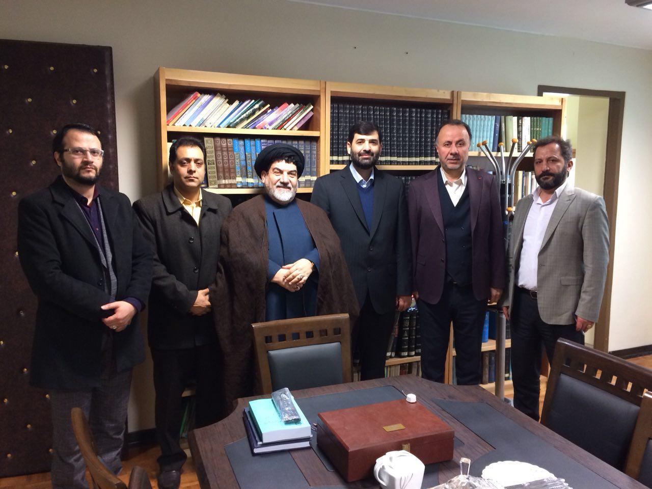 جلسه با معاون حقوقی وزیر دادگستری در خصوص ماده ۲۱ ق ح خ