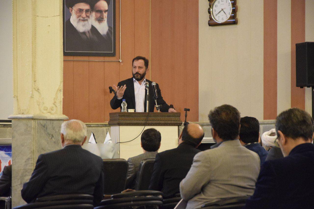 انتخابات اولین دوره کانون سردفتران ازدواج و طلاق استان آذربايجانشرقی